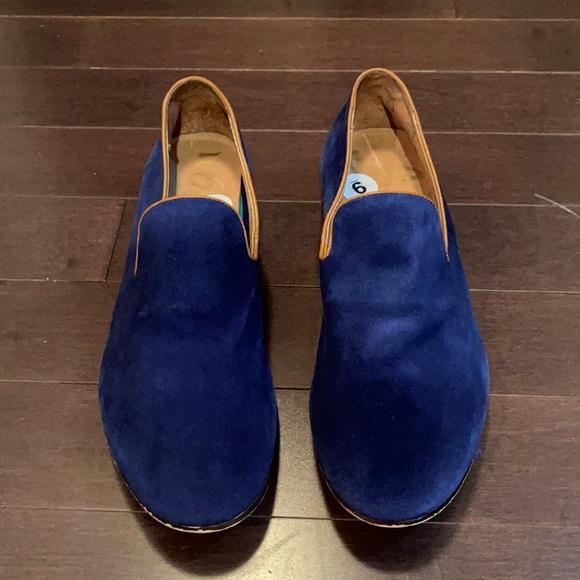 Men's suede formal /dress up shoes